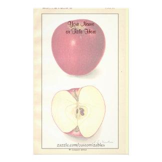 Vintage Apple Stationery