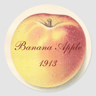 Vintage Apple Stickers