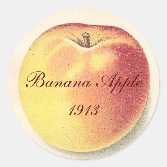 Vintage Apple Stickers