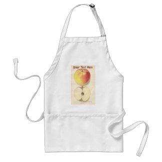 Vintage Apples Apron