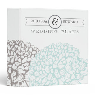 Wedding Binders