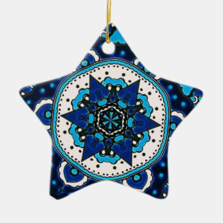 Vintage ARABIC tile Iznik, Turkey, 16th century. Ceramic Ornament