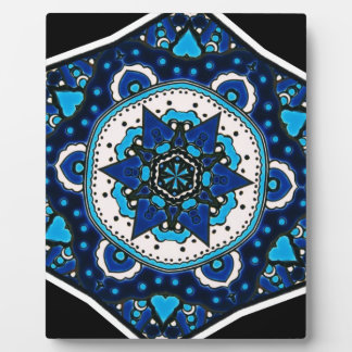Vintage ARABIC tile Iznik, Turkey, 16th century Plaque