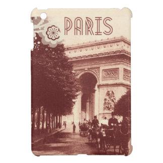 Vintage Arc De Triomphe, Paris, 1903 iPad Mini Cases