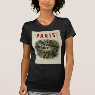 Vintage Arc de Triomphe Paris T-Shirt