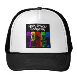 Vintage Arch Rivals Comedy Schwag Mesh Hats