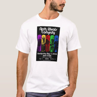 Vintage Arch Rivals Comedy Schwag T-Shirt