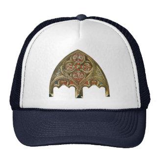 Vintage Architectural Element, Decorative Arches Trucker Hat