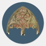 Vintage Architectural Element, Decorative Arches Stickers
