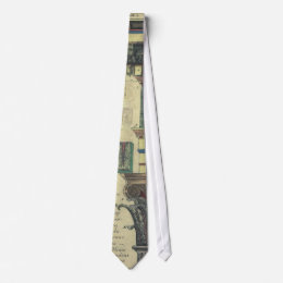 Vintage Architecture, Column with Cornice Moulding Tie