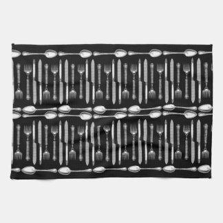 Vintage argenterie française kitchen towel
