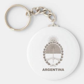 Vintage Argentina Key Chain