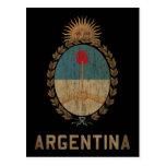 Vintage Argentina Postcard