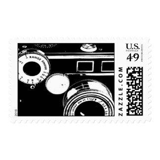 Vintage Argus C3 Rangefinder Camera Postage