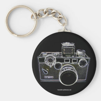 Vintage Argus Camera Keychain