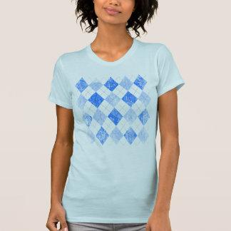 Vintage Argyle T-Shirt
