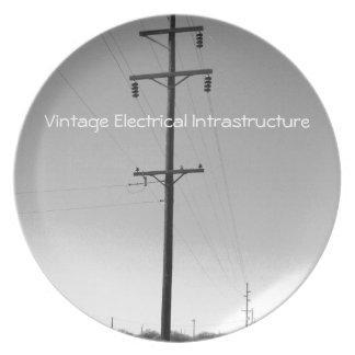 Vintage Arizona Electric Plate