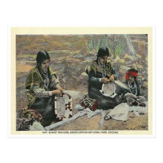 Vintage Arizona Hopi Post Cards