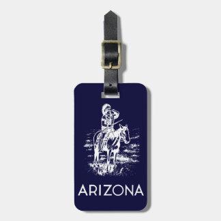 Vintage Arizona Tag For Luggage