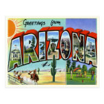 Vintage Arizona Postcard at Zazzle