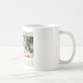 Vintage Arkansas Coffee Mug