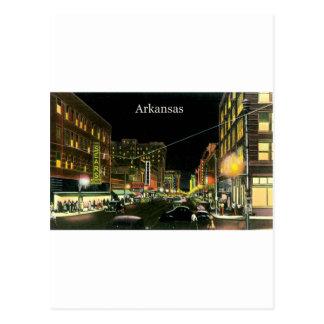 Vintage Arkansas Postcard