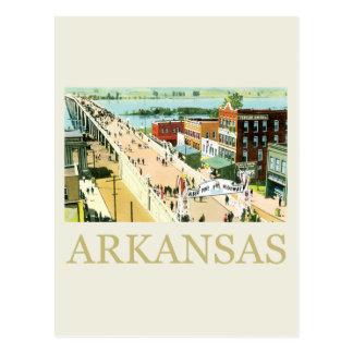 Vintage Arkansas Postcards