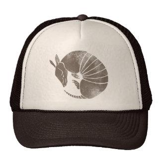 Vintage Armadillo Hats