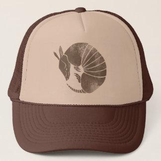 Vintage Armadillo Trucker Hat