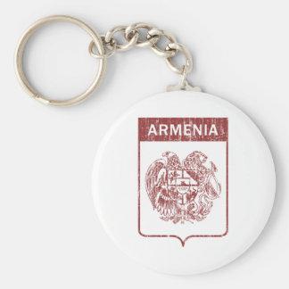 Vintage Armenia Keychain