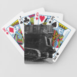 Vintage Army Tank Cards Deck Of Cards