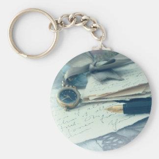 vintage arrangement, keychain