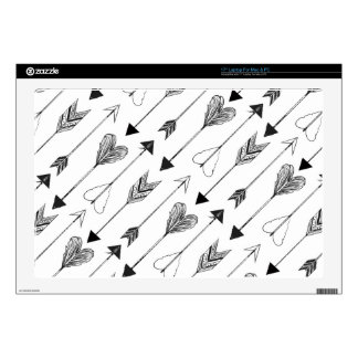 Vintage Arrows Skin For Laptop