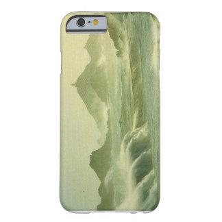 Vintage art, Corsica, Les iles Sanguinaires misty iPhone 6 Case