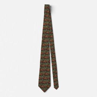 Vintage Art Deco Business Industrial Manufacturing Neck Tie