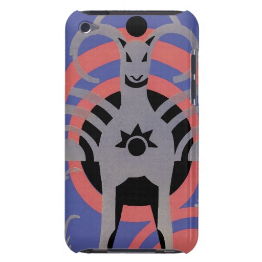 Vintage Art Deco Fine Art Bold Abstract Phone Case iPod Touch Covers