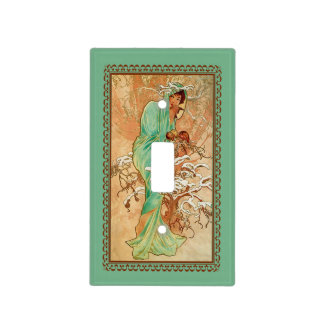 Art Deco Light Switch Covers Wall Switch Plates Zazzle