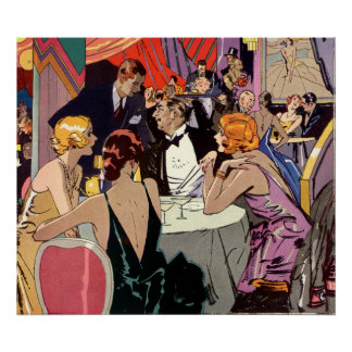 Cocktail Posters | Zazzle