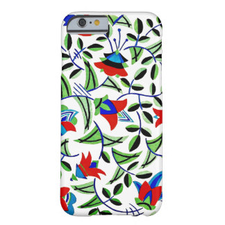 Vintage Art Deco Pattern iPhone Case Barely There iPhone 6 Case