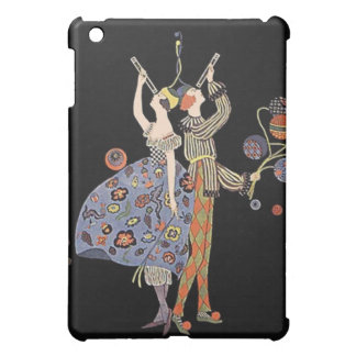 Vintage Art Deco WW1 Flapper Party Cover For The iPad Mini