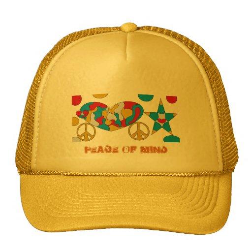VINTAGE ART HAT