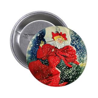 Vintage art  - Jules Cheret - Pastilles Geraudel Buttons