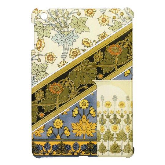 Vintage Art Nouveau Buttercup, M.P. Verneuil iPad Mini Cases
