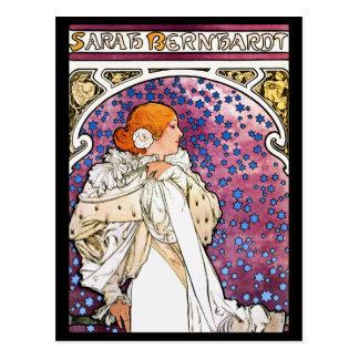 Vintage Art Nouveau Decorative Custom Postcard ~