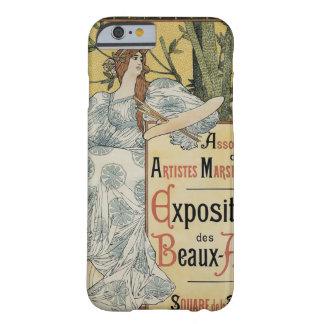Vintage Art Nouveau, Exposition des Beaux Arts Barely There iPhone 6 Case