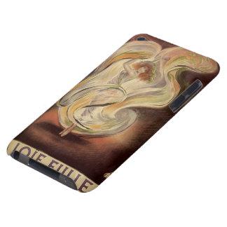 Vintage Art Nouveau, La Loie Fuller Dancer Dancing iPod Touch Case