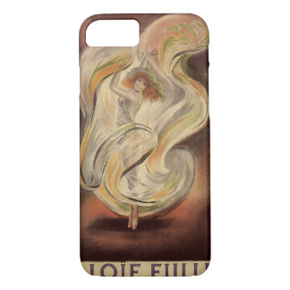 Vintage Art Nouveau, La Loie Fuller Modern Dancer iPhone 7 Case