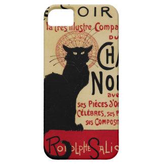 Vintage Art Nouveau, Le Chat Noir iPhone 5 Covers