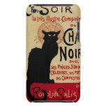 Vintage Art Nouveau, Le Chat Noir iPod Touch Case