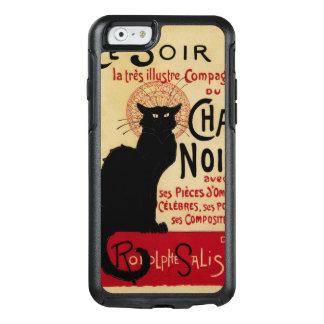 Vintage Art Nouveau, Le Chat Noir OtterBox iPhone 6/6s Case